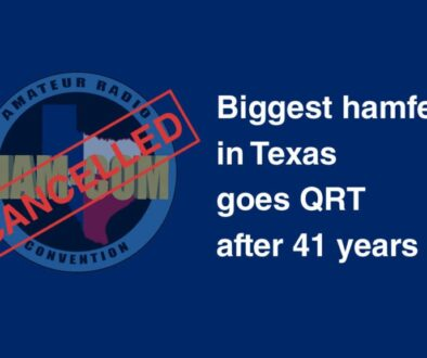 Ham-Com QRT after 41 years