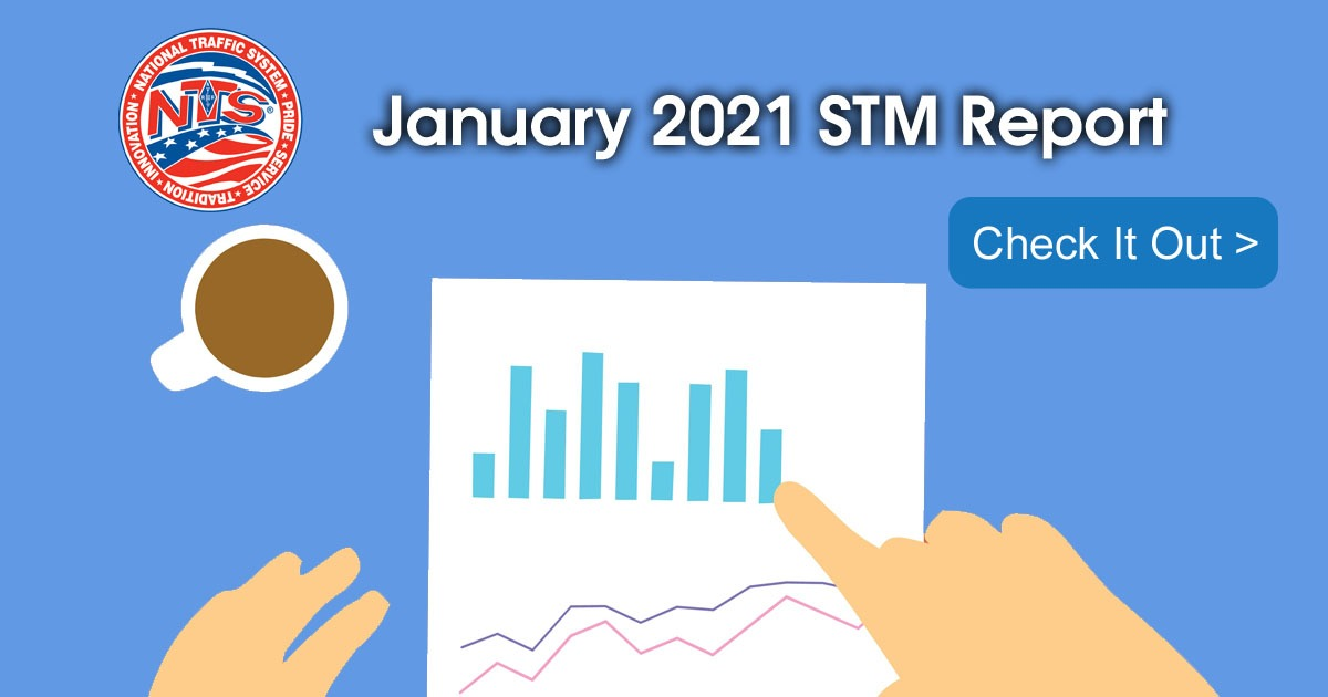Section Traffic Manager Report – January 2021