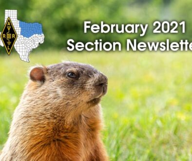 ARRL North Texas February 2021 Newsletter